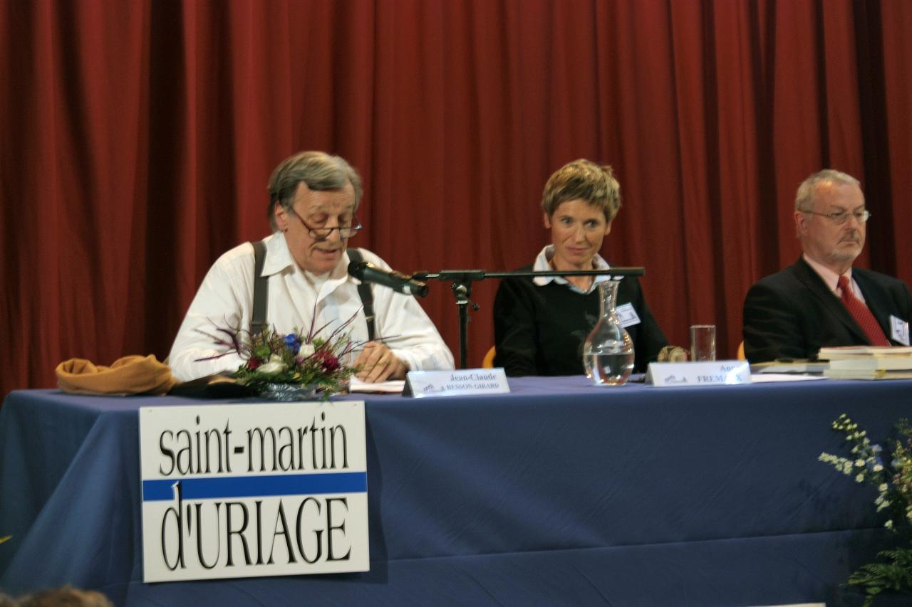 Rencontres philosophiques uriage 2012